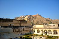 Amer Fort Inner Courtyard