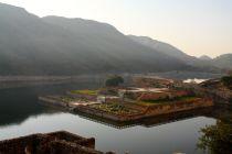 Amer Fort Lake