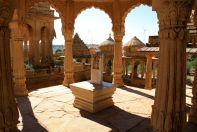 Bada Bagh Jaisalmer Tomb