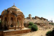 Bada Bagh Jaisalmer View