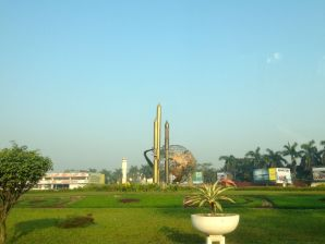 Dhaka Airport Sculpture