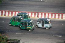 Dhaka Tuk Tuks