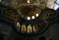 Istanbul Hagia Sophia Ceiling