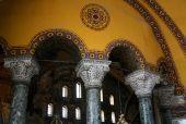Istanbul Hagia Sophia Pillar