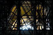 Istanbul Hagia Sophia Scaffolding