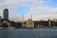 Istanbul River Mosque
