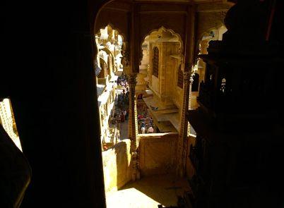 Jaisalmer Patwa Haveli Balcony