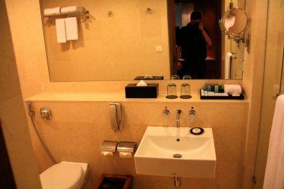 Radisson Blu Dhaka Bathroom