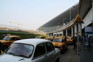 Hiring a cab