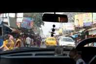 Calcutta India Road