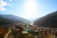 Drive in Bhutan