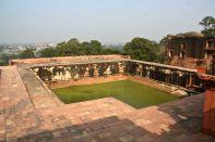 Fatehpur Sikri Pool