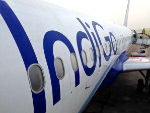 Indigo Plane to Delhi