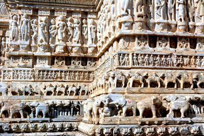 Jagdish Temple Udaipur Carvings