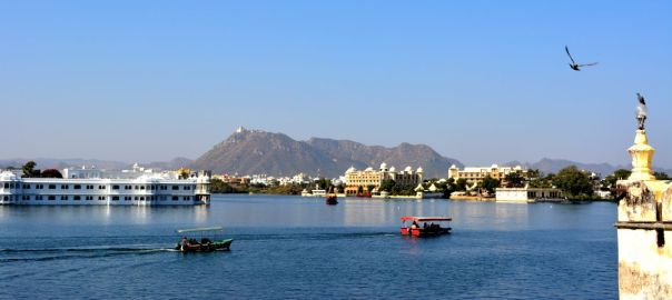 Lake Pichola Header