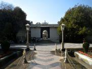 Entrance of the gardens