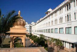 Sheraton Udaipur Building
