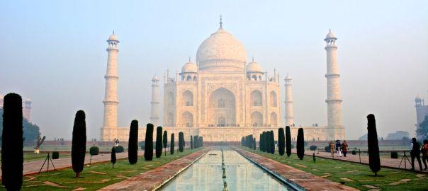 Taj Mahal Header