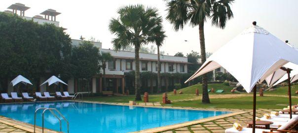 Trident Agra Pool 2