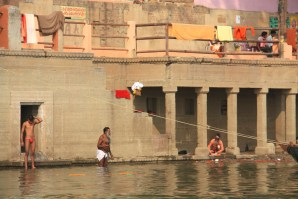 Varanasi Bathers Underwear
