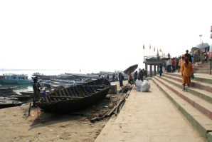 Boat repair ghat