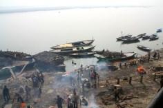 Varanasi Burning Ghat