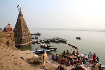 Varanasi Ghat 5