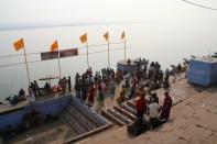 Varanasi Ghat Boat Drivers