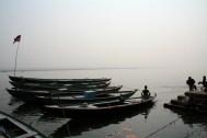 Varanasi Ghat Peace