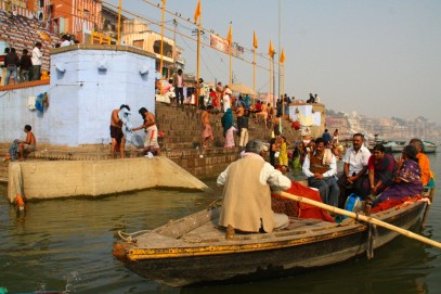 Varanasi Ghat Tour