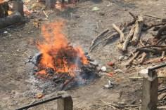 Varanasi Human Bonfire