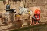 Varanasi Prayer