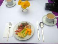 Andean Wings Breakfast Buffet