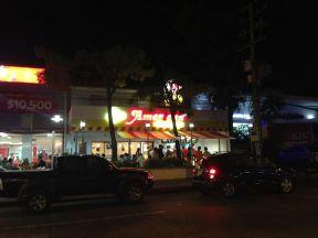 Boca Grande Street Cartagena