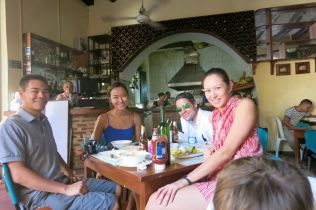 Cartagena Group Lunch