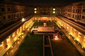 Indana Palace Jodhpur Courtyard