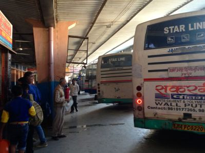 Jaipur Bus Station