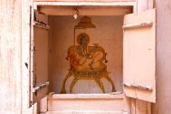 Mehrangarh Fort Art