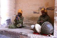 Mehrangarh Fort Musicians