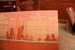Red Fort Delhi Army