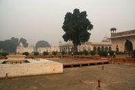 Red Fort Delhi Main Courtyard
