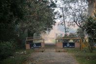 Red Fort Delhi Police Gate