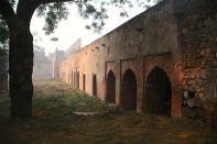 Red Fort Delhi Wall-3