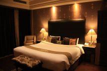 Suryagarh Suite Master Bedroom