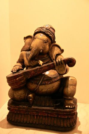 Ganesh figure