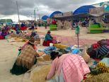 Acora Market Grain Vendors