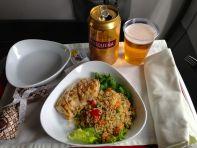 Avianca Flight to Cusco Food
