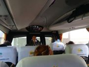 Bus from Cusco to Puno Wonder Peru Expedition