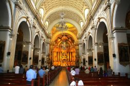 Cathedral of Lima Interior