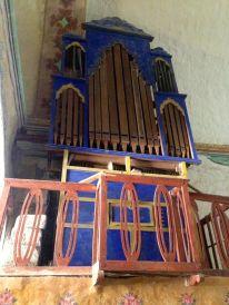 Chivay Church Organ